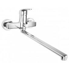 Змішувач  FOSCA для ванни з довгим носом