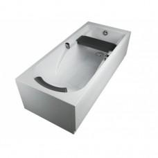 COMFORT Plus Ванна прямокутна 160x80см, з ручками